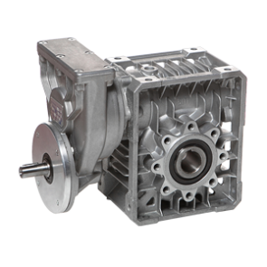 P+MU Series Worm Gearboxes