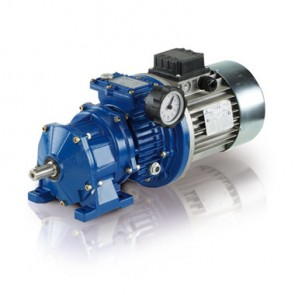 Aluminium Motovariators - Gear Reducers VHA series