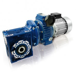 Cast Iron Motovariators + Worm Gear Reducers S+NMRV series
