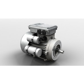 High starting torque single-phase motor HSE series