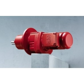 Helical Gearmotor RM series