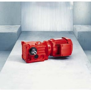 Helical-bevel Gearmotor K Series (two-stage / three-stage)