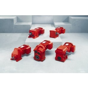 Geared Torque Motor