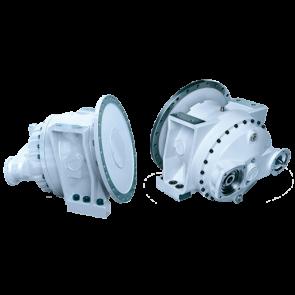 500 - Transit mixer gear motor
