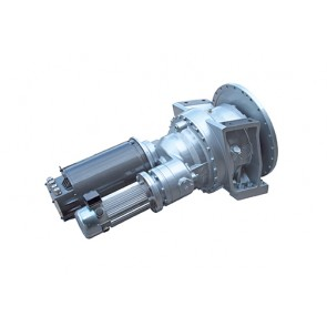 500 series for drum drive with electric motor