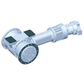 600Y - Pneumatic tyred rollers wheel drive