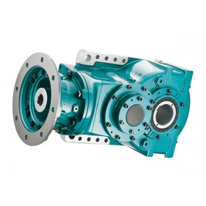 Posiplan Planetary Bevel Helical Gearboxes