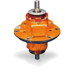 MVB-FLC Electric vibrators with central mounting flange