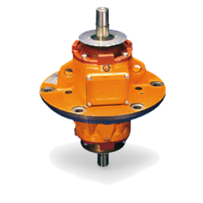 MVB-E-FLC Increased safety electric vibrators with central mounting flange