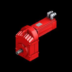 AC motors S series helical-worm gear unit S57DRE90M4