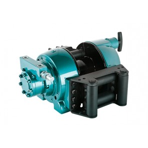 Recovery winches for trucks