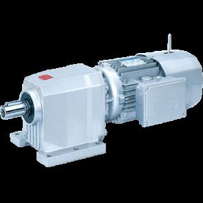 C - Helical Gear motor