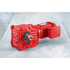 Explosion-proof X Series: Helical and helical-bevel gear unit (up to 475 kNm)