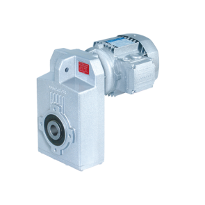 F - Shaft mounted gear motor