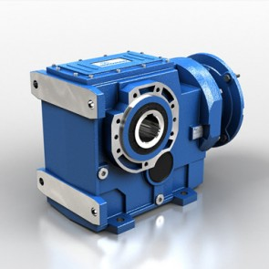 Cast Iron Helical bevel Gear Reducers B series