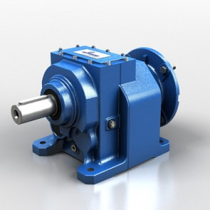 Cast Iron Helical Gear Reducers H series