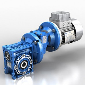 Aluminium Helical Gear Reducers HA series